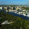 Aerial video Coral Ridge Yacht Club