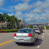 Driving around Florida International University