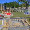 Legoland miniature city Florida landmarks
