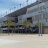 Florida Hospital entrance gate at Daytons International Speedway