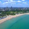 North Avenue Beach Chicago 4k 60p