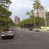 Tour bus Honolulu
