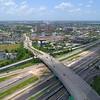 Aerial shot highway I4
