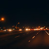 Driving on the I4 at night