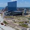 Aerial drone video TEN Resort Atlantic City