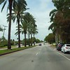 Stock video Alton Road Miami Beach