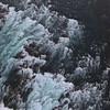 Above view Niagara Falls 4k aerial video