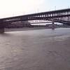 Drone Mississippi River 4k
