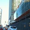 Highrise construction sites Toronto Canada