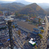 Lookout tower Gatlinburg Tennessee