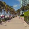 Stabilized video of the Miami Beach Marina 4k 24p