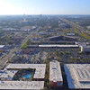 International Drive Orlando aerial stock video
