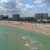 Aerial flyover Fort Lauderdale Fl 4k 24p