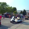 Touring the Iowa State Fair ground footage