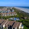 Aerial beaches St. Augustine 4k 60p