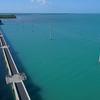 Aerial footage Florida Keys 60p
