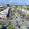 Aerial video Commercial Boulevard Lauderdale by the Sea