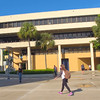 FIU South Campus stock motion footage