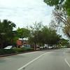 Stock motion footage of Alton Road Miami Beach 4k