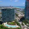 Apogee Condominium Miami Beach real estate 4k 60p