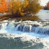 River to Niagara Falls