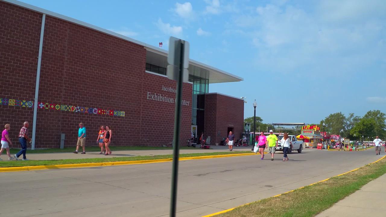 Jacobson Exhibition Center Iowa State Fair