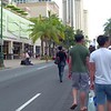 Waikiki Beach street festival