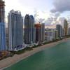 Beachfront condos with eroding beaches