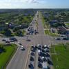 Aerial travel Florida Keys 4k 60p