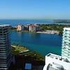 Drone Miami Beach Fisher Island South Pointe Park