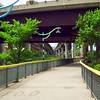 Paul Revere Park Milers River Littoral Way Artwork