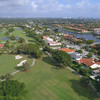 Aerial video Hallandale FL 4k 60p