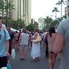 Honolulu Street festival on Waikiki Beach