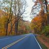 Stock footage driving in Smokey Mountains Gatlinburg 4k