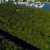 Hugh Taylor Birch State Park aerial video