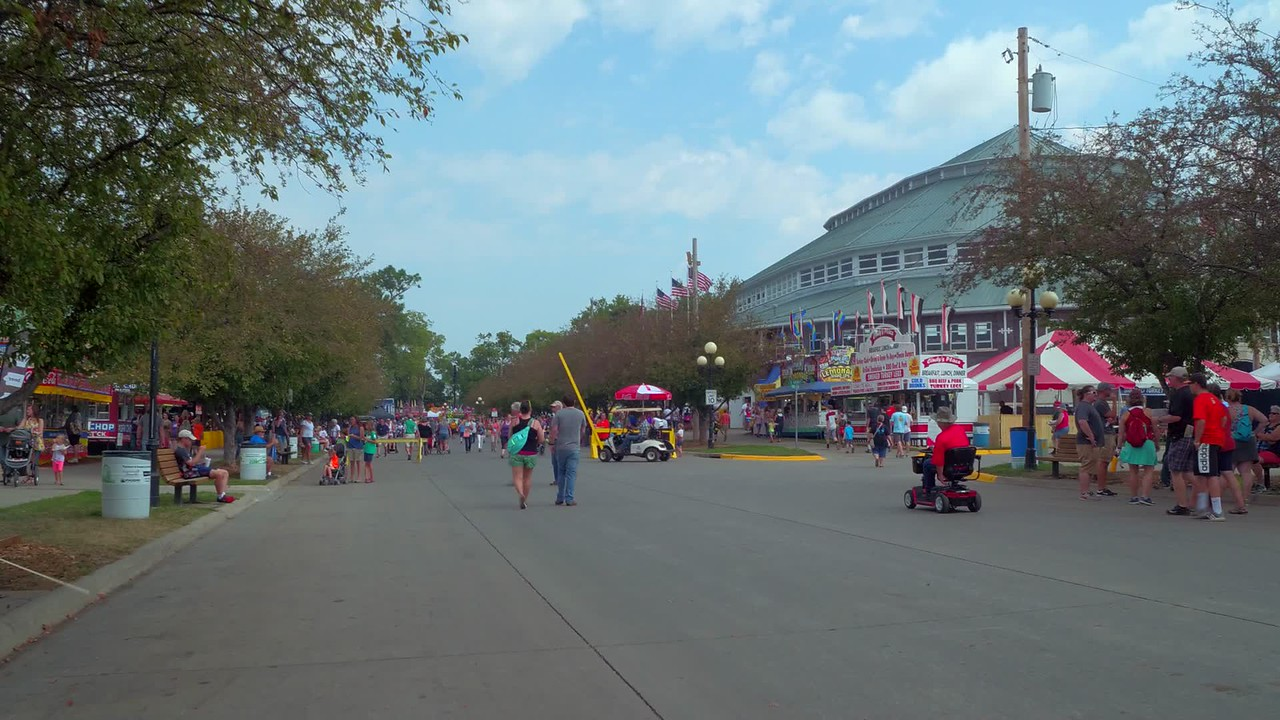 Iowa State Fair and expo 2017