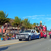 St Augustine Parade pirate ship 4k