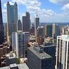 Aerial video John Hancock Center Chicago