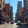 Downtown Cincinnati Ohio USA
