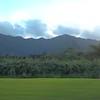 Amazing volcanic mountain views in Oahu Hawaii