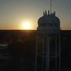 Lexington, South Carolina Sunset Water Tower