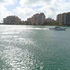 Luxury yacht Miami Beach 4k 60p