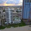 Aerial tour Sunny Isles Beach FL