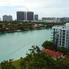 Aerial video Bal Harbour Florida