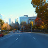 Driving on Queens Park Crescent W