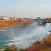 Squirell at the Niagara Falls