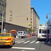BIking on Centre Street New York