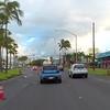 Warehouse district Downtown Honolulu Hawaii 4k
