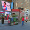 Times Square NY motion footage