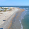 Vilano Beach Florida coastline 4k 60p